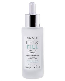 Siero Gel Ialuronico Puro 100% Naturale Lift&Fill