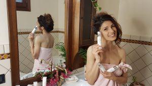 Ester Vinci sceglie Skin Saine